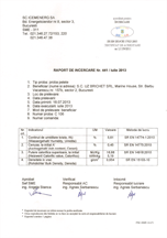 TEST REPORT FROM FIR &SPRUCE LOGS-OCT 2013
